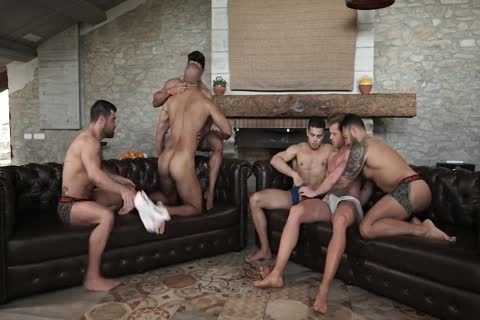 outstanding orgy