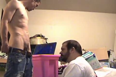 A Day In A Faggots Life - Moving Day  - Sniff  My Stinky Shorts Faggot . Rub Your Face In My butthole.  take up with the tongue My butthole aperture you Little naughty Faggot nail. Worship My booty Homo.   blow job-stimulation Break. engulf That mons