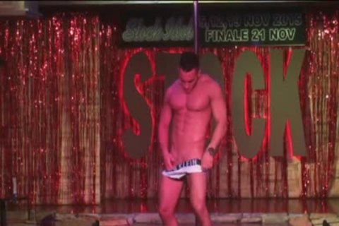 MALE STRIPPERS COMPILATION 09