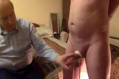 slavemaster Gives My penis And Balls Some torment