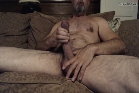 Hung shaggy Daddy With A large 10-Pounder