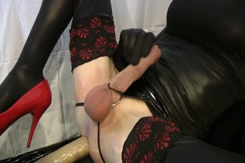 Sissy receives pounded By The Machine