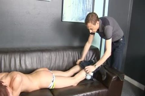 that chap Wanted To Try spanking