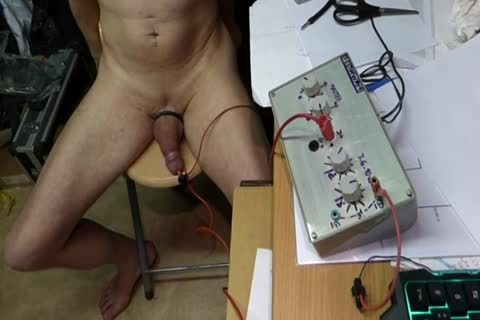 Tribute With Electrostim Painfull Mp3 Ampli PC Urethra cock