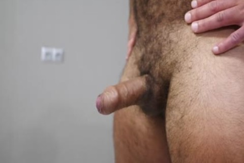 horny Russian Bear Playing