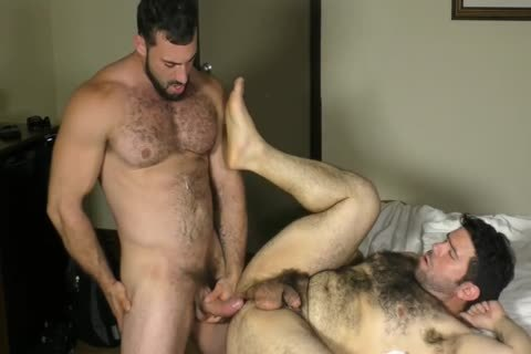 delightsome big hairy anal