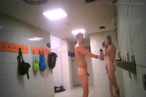 Locker Room Shower Spy