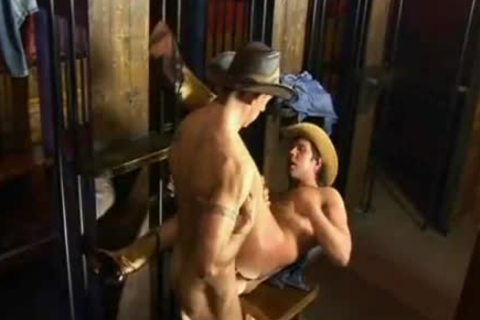 concupiscent Cowboys Making Out