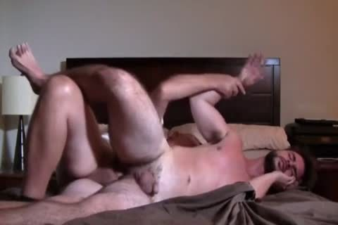 filthy Bearded guy fucked Well