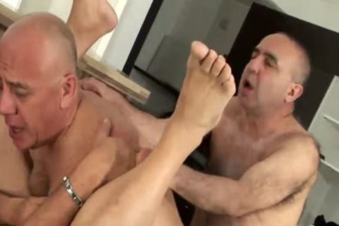 3some old guys