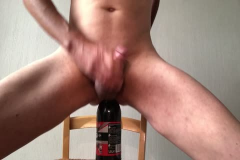 Very Spectacular Insertion Bottle butthole