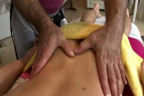 Cure Your Monday Blues w/ a wicked homo Massage